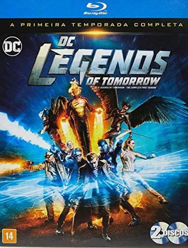 Dc Legends Of Tomorrow 1A Temp [Blu-ray]