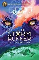 The Storm Runner (Thorndike Press Large Print Literacy Bridge)