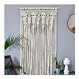 Jushom Curtain Panel for Door Window...