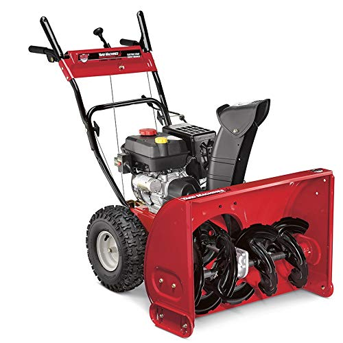 Yard Machine 31AM66EG700 28' 243cc Two-Stage Snow...
