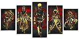 Anime Jujutsu Kaisen Seven Deadly Sins...