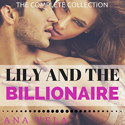 Lily and the Billionaire audiobook cover art