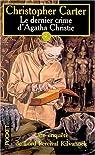 Lord Percival Kilvanock : Le derniercCrime d'Agatha Christie par Jacq