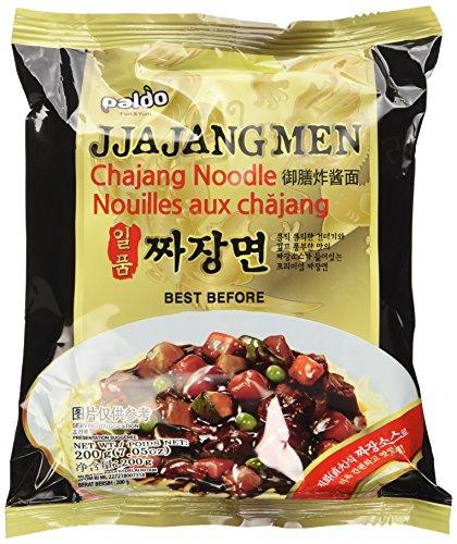 Paldo Jjajangmen Chajang Noodle Vegan No MSG 4-pack by Paldo