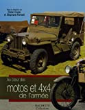 Motos et 4x4 de l'armée