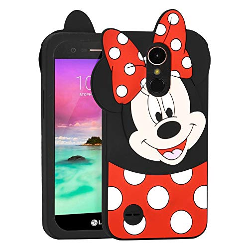 LG Rebel 4 Cartoon Soft Silicone Case by Allsky