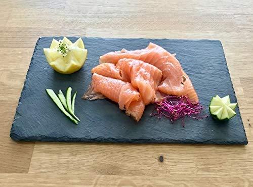 petit un compact Filet de saumon écossais de hêtre fumé pré-coupé – 1,5 kg