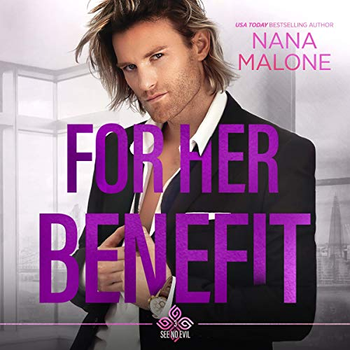 For Her Benefit cover art