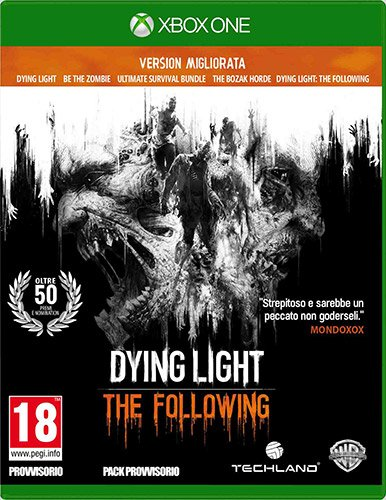 Dying Light, Edizione Enhanced - Xbox One