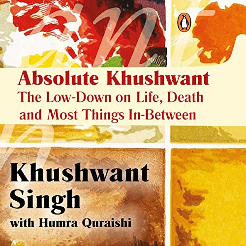 Absolute Khushwant cover art