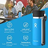 Hydro Flask Coffee 16 oz. Travel Mug - Insulated, Stainless Steel, & Reusable with Wide Flex Sip Lid