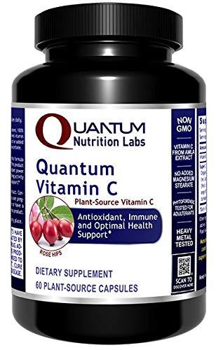 Quantum Vitamin C - 100% Plant-Based Vitamin C...