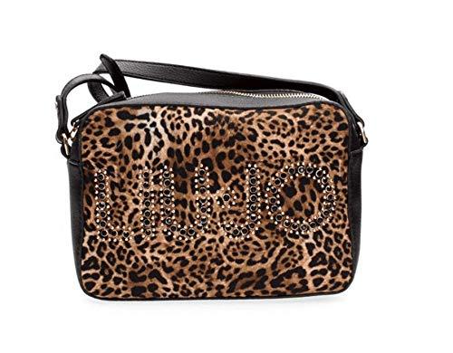 Liu Jo Borsa donna Tracolla Stupenda Crossbody S leopard BS21LJ69 AA1327 PICCOLA