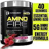 Forzagen Amino Energy + BCAA Amino Acids - Energy | Focus | Endurance | Reaction | 40 Servings of...