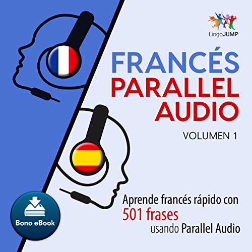 Francés Parallel Audio [French Parallel Audio] audiobook cover art