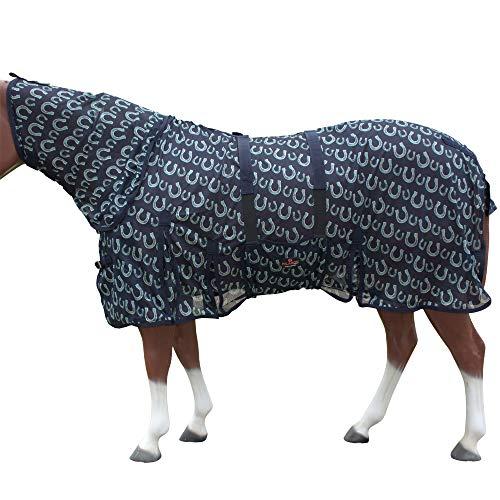HILASON 78' Uv Protect Mesh Bug Mosquito Horse Fly Sheet Summer Spring