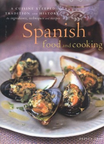 Spanish Food and Cooking (Food & Drink)