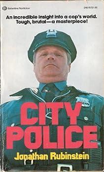 Paperback City Police Book