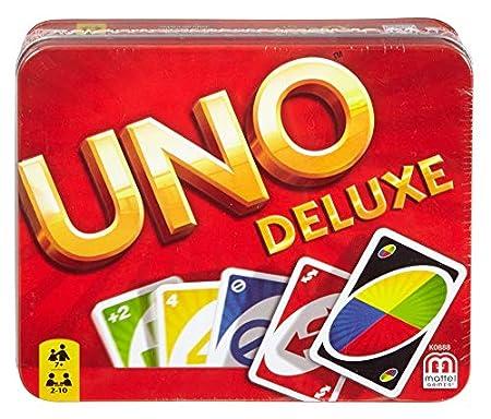 UNO Deluxe Kartenspiel