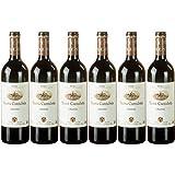 Sierra Cantabria Vino Tinto Crianza - 6 Botellas - 4500 ml