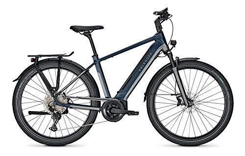 "Kalkhoff Endeavour 5.B Advance+ Bosch Elektro Fahrrad 2021 blau/grau (28\"" Herren Diamant XL/58cm, Sydneyblue/Jetgrey Matt (Herren))"