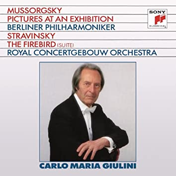 Mussorgsky: Pictures at an Exhibition - Stravinsky: Firebird Suite