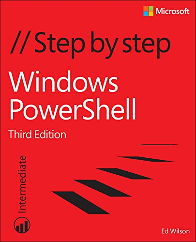 Windows PowerShell Step by Step: Window PowerS Step Step _p3
