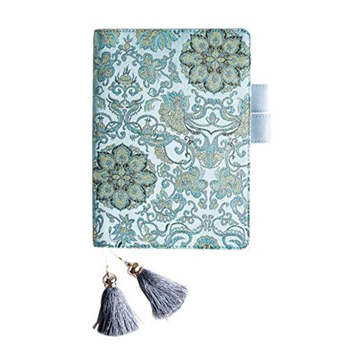 4 Inch Mass Market Paperback Book Cover Small in MINT FLORAL Stretch Fabric 4 x 6 Floral Book Cover for Paperbacks and Hardcovers