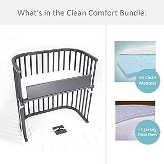babybay Bedside Sleeper Clean Comfort Bundle (Modernist)
