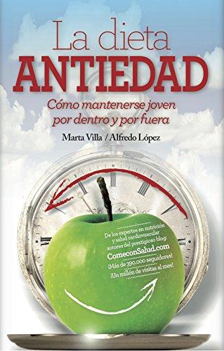 Dieta antiedad Dietética y nutrición