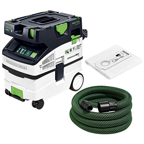 Aspirateur CTM MIDI I CLEANTEC Festool