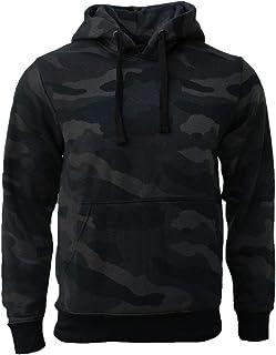ROCK-IT Apparel® Sweat a Capuche Homme Worker Hoodie Sweatshirt Pullover Hoody Taille S-5XL qualité 330g et très Doux Coul...