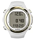 SUUNTO D4I Taucheruhr Novo Light Gold mit USB