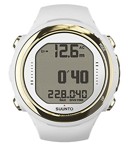 Suunto Tauchcomputer D4i Novo Light Gold