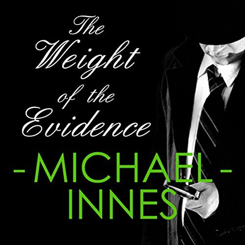 The Weight of Evidence cover art