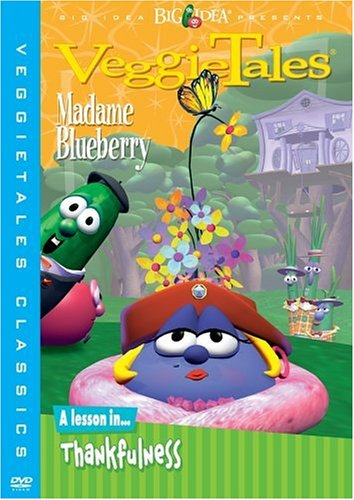 Fort Limited time for free shipping Worth Mall VeggieTales - Blueberry Madame