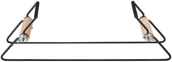 50 Piezas Aguja de m/áquina de Tejer Agujas de Acero Set Costura de Tela Duradera Herramientas de Bricolaje para m/áquina de m/áquina de Tejer LK100 LK150 KH360 HEEPDD Aguja de m/áquina de Tejer