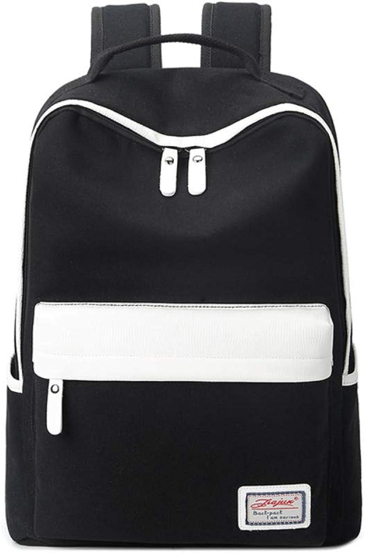 Laptop BackpackBusiness Computer Bag Student Bag Campus Simple Shoulder Bag Hiking Camping Bag Large Capacity Travel Bag