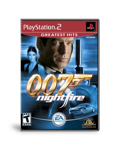 James Bond 007: Nightfire - PlayStation 2 by Electronic Arts