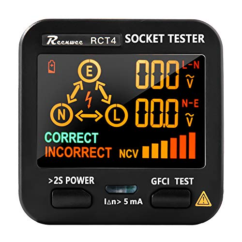 Reenwee Outlet Tester
