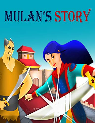 Mulan's Story: English Cartoon | Moral Stories For Kids | Classic Stories (English Edition)