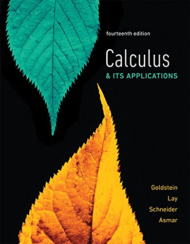 MyLab Math with Pearson eText -- 24-Month Standalone Access Card -- for Calculus & Its Applications (14th Edition)