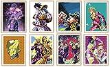 JoJo Bizarre Adventure JJBZ Anime Fan Art Poster Leinwand