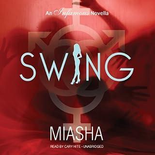 Swing audiobook cover art