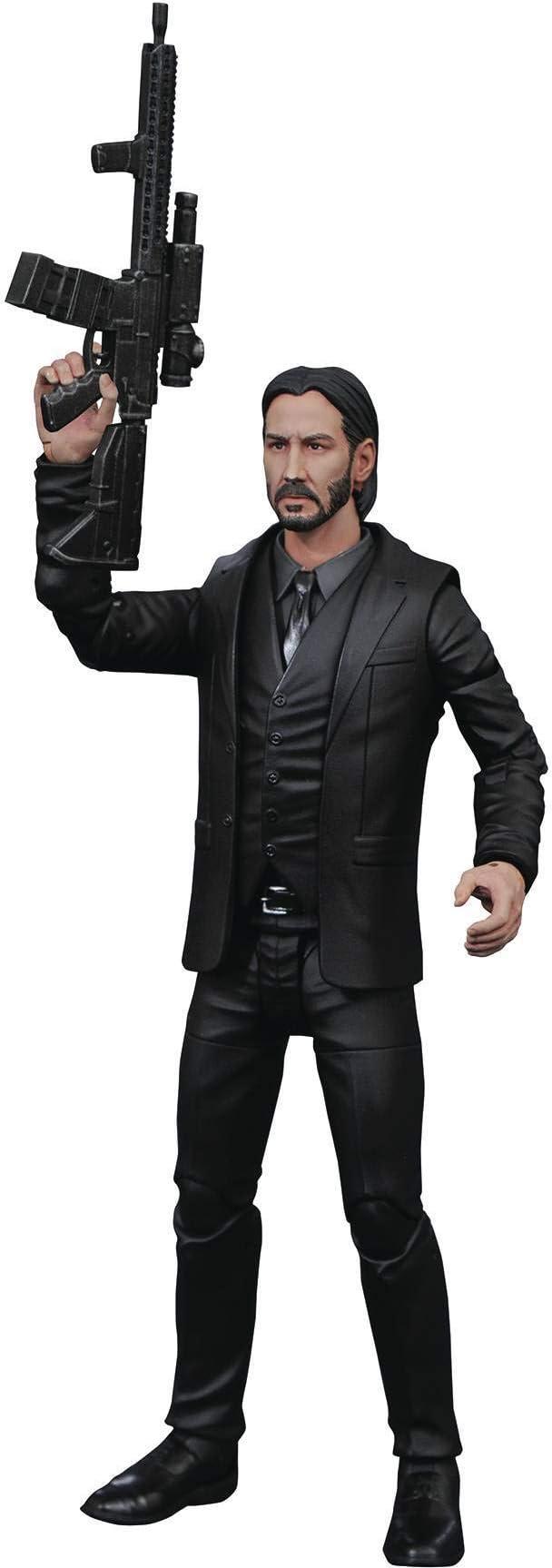DIAMOND SELECT TOYS John Wick Select Costume Noir ACTION FIGURE NEW