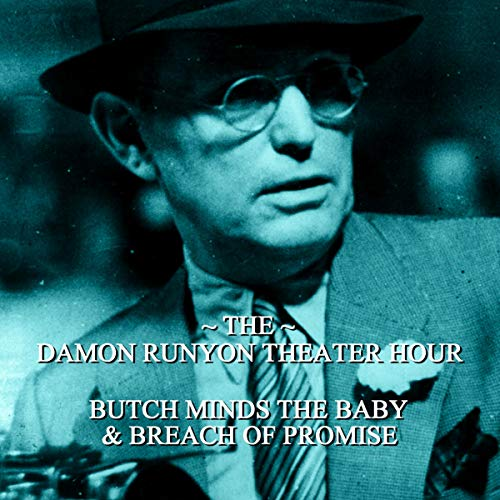 Butch Minds the Baby & Breach of Promise audiobook cover art