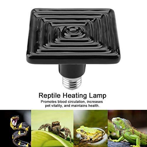 Lámpara Calentamiento Reptiles Emisor Bombilla cerámica
