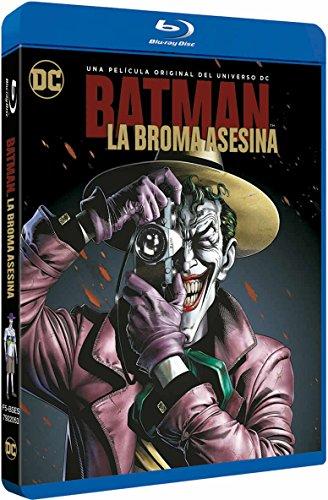 Batman: La Broma Asesina Blu-R...