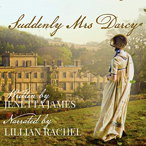 Suddenly Mrs. Darcy Titelbild