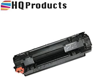 HQ Products Compatible Replacement HP 85A (CE285A) Black Toner Cartridge for use in HP LaserJet P1102, M1212NF MFP Series Printers.